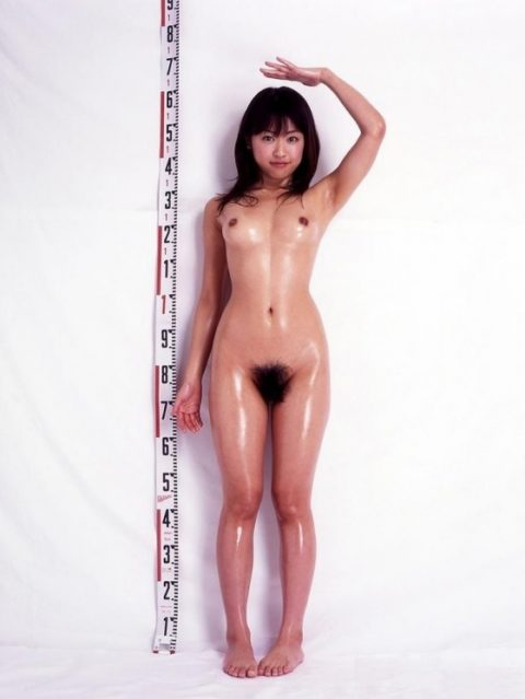 "【JKエロ】身体測定で""乳輪""のサイズを測られる…3センチ以上でデカ乳輪wwwww・18枚目"