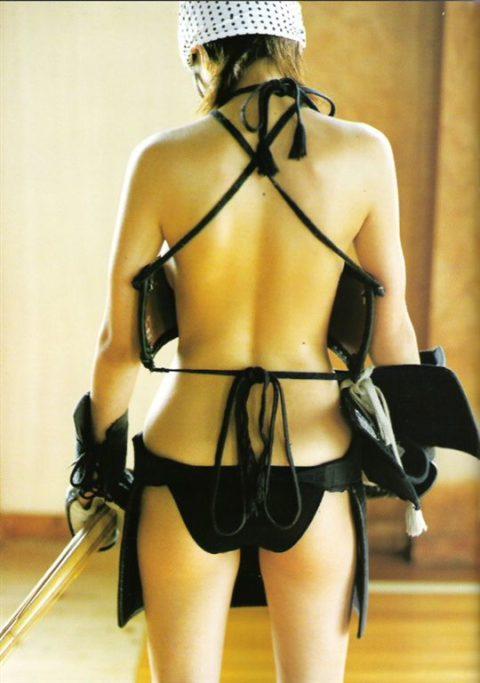 【エロ画像】巨乳剣道女子さん、道着を脱いだらこうなります。。汗ヤバそうwwwww・6枚目