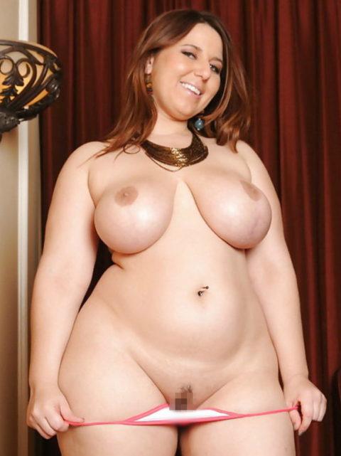 【デブ】肥満体型の巨乳女しか愛せないヤツの為のエロ画像まとめ。。(58枚)・2枚目