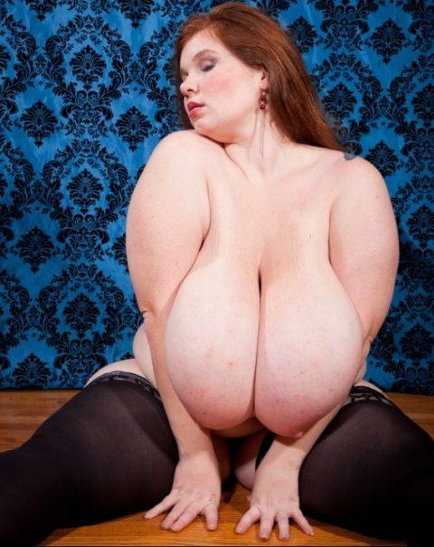 【デブ】肥満体型の巨乳女しか愛せないヤツの為のエロ画像まとめ。。(58枚)・10枚目