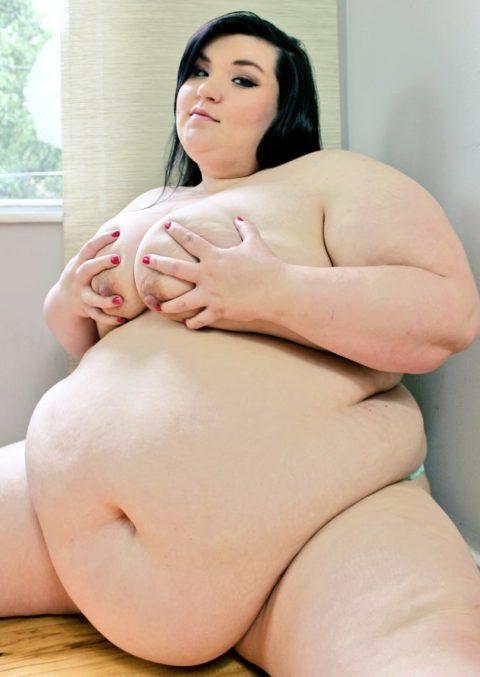 【デブ】肥満体型の巨乳女しか愛せないヤツの為のエロ画像まとめ。。(58枚)・18枚目