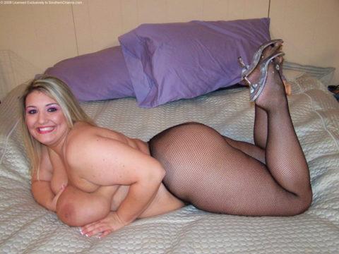 【デブ】肥満体型の巨乳女しか愛せないヤツの為のエロ画像まとめ。。(58枚)・20枚目