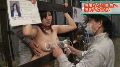 性奴隷にされてしまった女さん、買われてこうなる運命です。。これはヒドイ(エロ画像)・21枚目