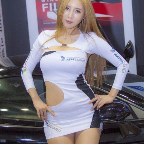韓国の超絶美人なキャンギャルさん、顔も身体も最強レベルやった(エロ画像38枚)・21枚目