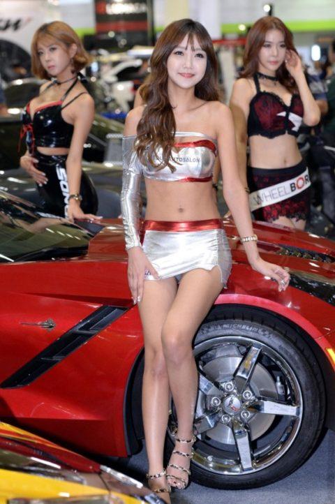 韓国の超絶美人なキャンギャルさん、顔も身体も最強レベルやった(エロ画像38枚)・26枚目