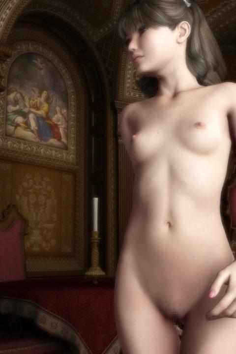 【3DCG】リアル感がドを超えてしまった二次元エロ画像。。エロ怖いwwwwww・32枚目