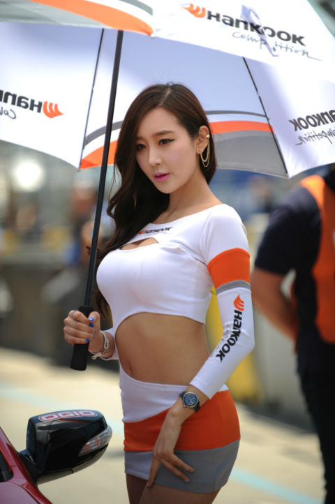 韓国の超絶美人なキャンギャルさん、顔も身体も最強レベルやった(エロ画像38枚)・36枚目