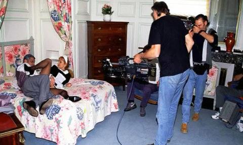 【海外エロ】本場のポルノ撮影現場が放送された。普通にドキュメントやんwwwww・22枚目