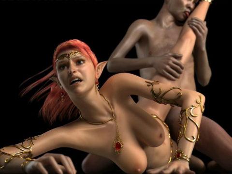 【3DCG】リアル感がドを超えてしまった二次元エロ画像。。エロ怖いwwwwww・5枚目