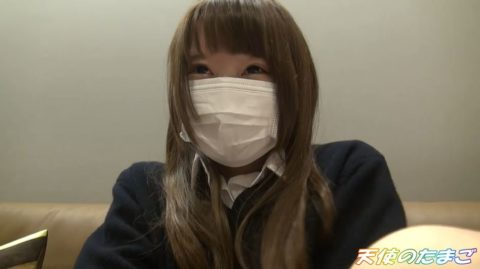 【素人】可愛い制服女子のガチハメ撮り。生チンポで挿入させてるんだが…(動画)・9枚目