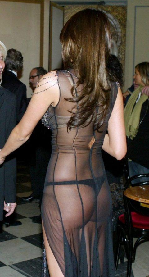 【透け乳首】シースルーファッションの素人娘たちを盗撮したエロ画像wwwwww・26枚目