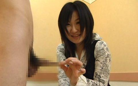 【エロ画像】包茎のDTくんが女に弄ばれる時はこうされますwwwwww・16枚目