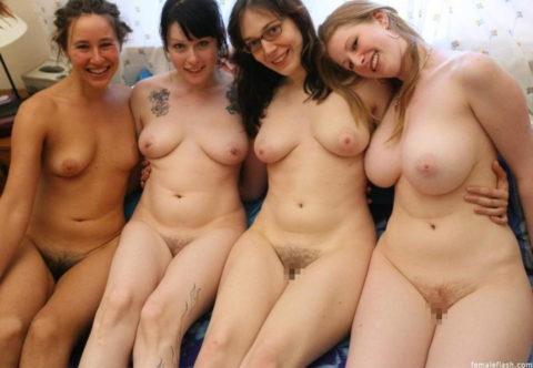 【エロ画像】世界の裸族女子さん、記念撮影して流出してしまうwwwwww・23枚目