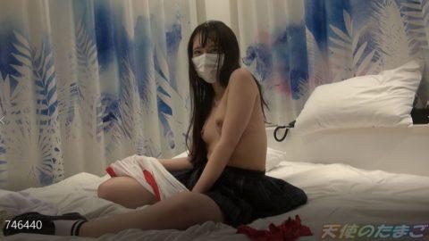 【個撮】チンポで絶叫してしまう制服女子のハメ撮り映像がこれ。(動画)・11枚目