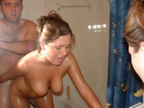 【素人エロ】ラブホの鏡で撮影した素人女子のエロ画像まとめ(26枚)・10枚目