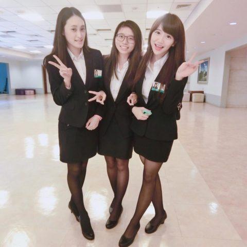 【素人エロ】台湾のOLさん、服を着ててもエッチすぎないか?wwwwww・16枚目