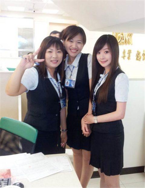【素人エロ】台湾のOLさん、服を着ててもエッチすぎないか?wwwwww・22枚目