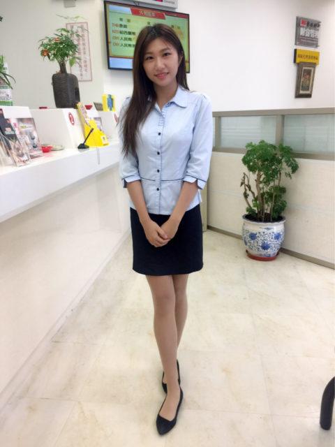 【素人エロ】台湾のOLさん、服を着ててもエッチすぎないか?wwwwww・9枚目