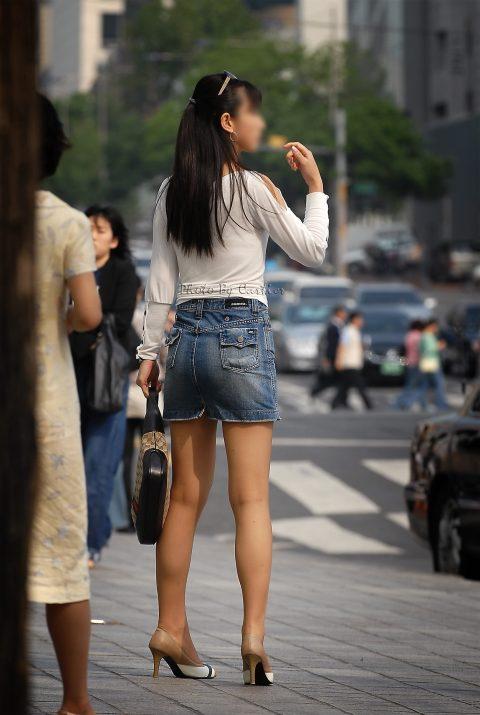 【韓国エロ】隣国に行ったワイ、街中で撮りまくった結果wwwwww(100枚)・3枚目