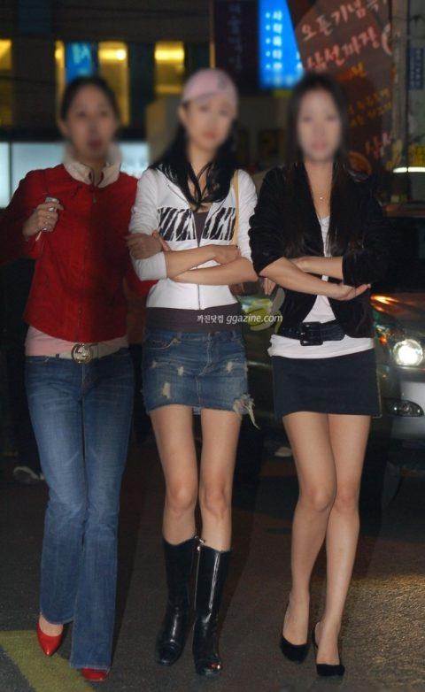 【韓国エロ】隣国に行ったワイ、街中で撮りまくった結果wwwwww(100枚)・5枚目