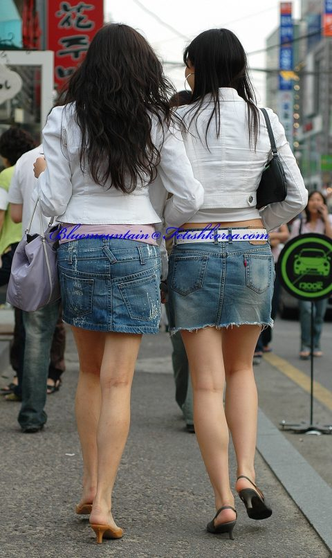 【韓国エロ】隣国に行ったワイ、街中で撮りまくった結果wwwwww(100枚)・6枚目