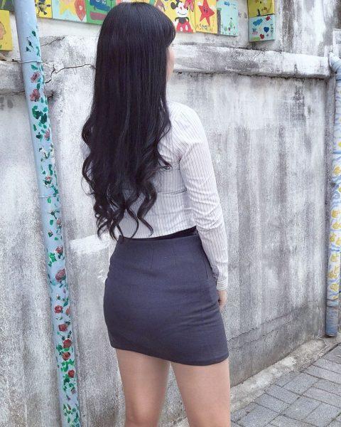 【韓国エロ】隣国に行ったワイ、街中で撮りまくった結果wwwwww(100枚)・9枚目