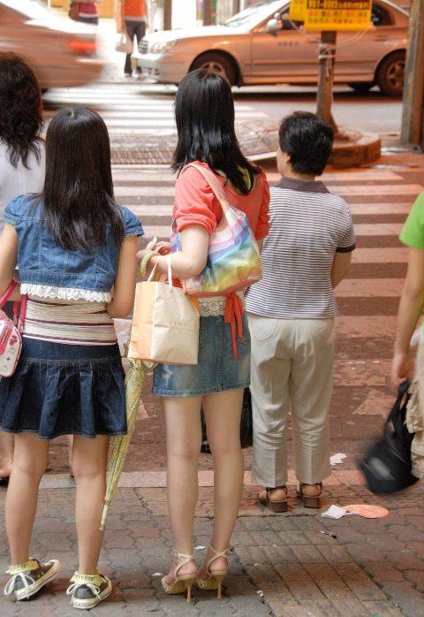 【韓国エロ】隣国に行ったワイ、街中で撮りまくった結果wwwwww(100枚)・10枚目