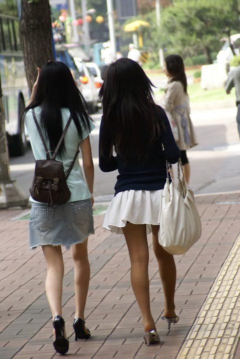 【韓国エロ】隣国に行ったワイ、街中で撮りまくった結果wwwwww(100枚)・12枚目