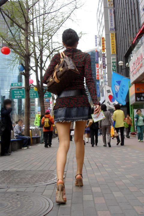 【韓国エロ】隣国に行ったワイ、街中で撮りまくった結果wwwwww(100枚)・17枚目