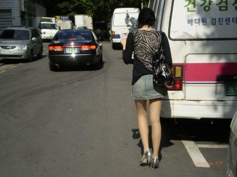 【韓国エロ】隣国に行ったワイ、街中で撮りまくった結果wwwwww(100枚)・22枚目