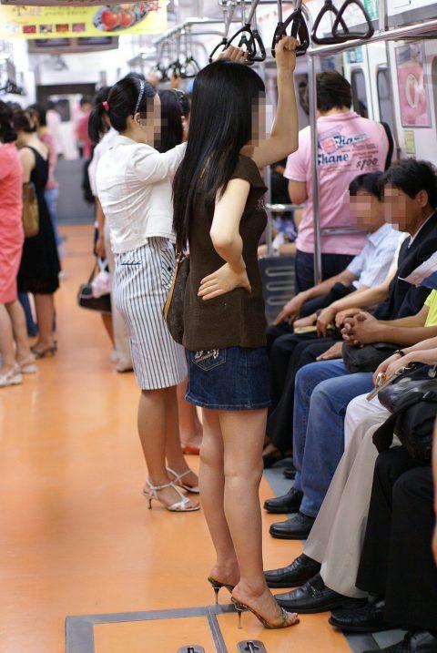 【韓国エロ】隣国に行ったワイ、街中で撮りまくった結果wwwwww(100枚)・38枚目