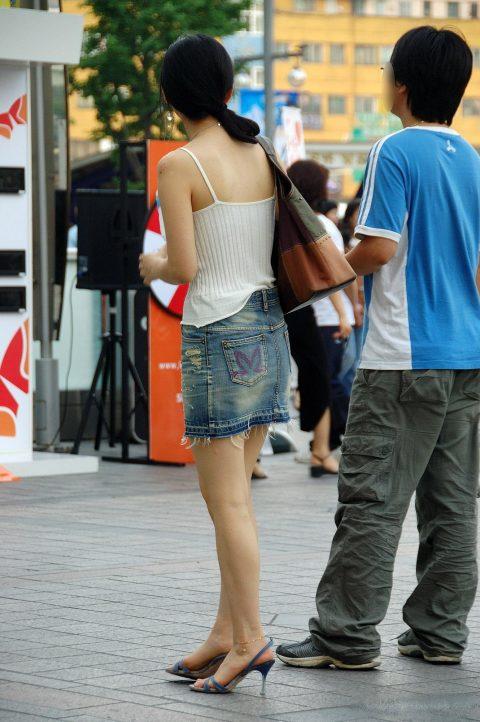 【韓国エロ】隣国に行ったワイ、街中で撮りまくった結果wwwwww(100枚)・40枚目