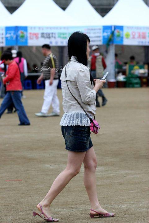 【韓国エロ】隣国に行ったワイ、街中で撮りまくった結果wwwwww(100枚)・49枚目