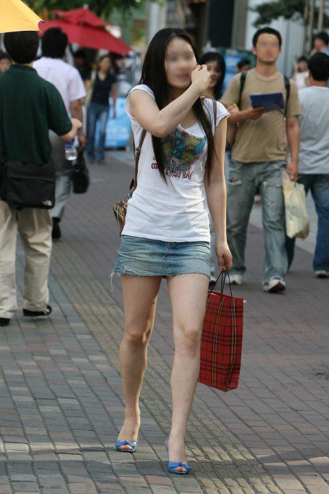 【韓国エロ】隣国に行ったワイ、街中で撮りまくった結果wwwwww(100枚)・53枚目