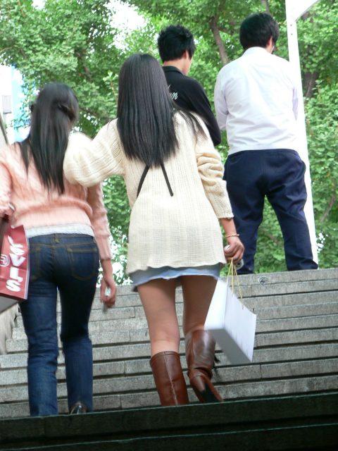 【韓国エロ】隣国に行ったワイ、街中で撮りまくった結果wwwwww(100枚)・55枚目