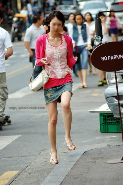 【韓国エロ】隣国に行ったワイ、街中で撮りまくった結果wwwwww(100枚)・59枚目