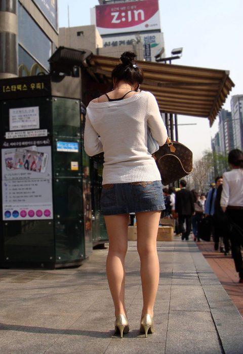 【韓国エロ】隣国に行ったワイ、街中で撮りまくった結果wwwwww(100枚)・62枚目