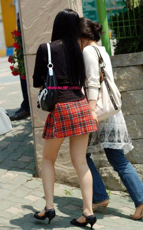 【韓国エロ】隣国に行ったワイ、街中で撮りまくった結果wwwwww(100枚)・66枚目