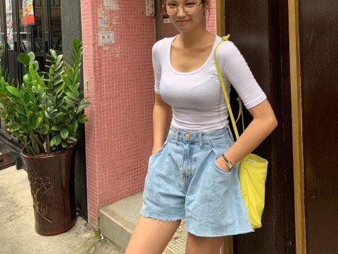 【韓国エロ】隣国に行ったワイ、街中で撮りまくった結果wwwwww(100枚)・70枚目