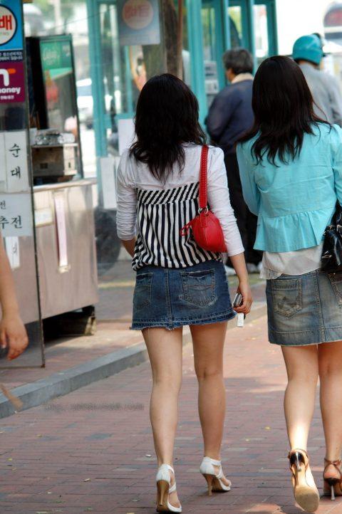 【韓国エロ】隣国に行ったワイ、街中で撮りまくった結果wwwwww(100枚)・71枚目