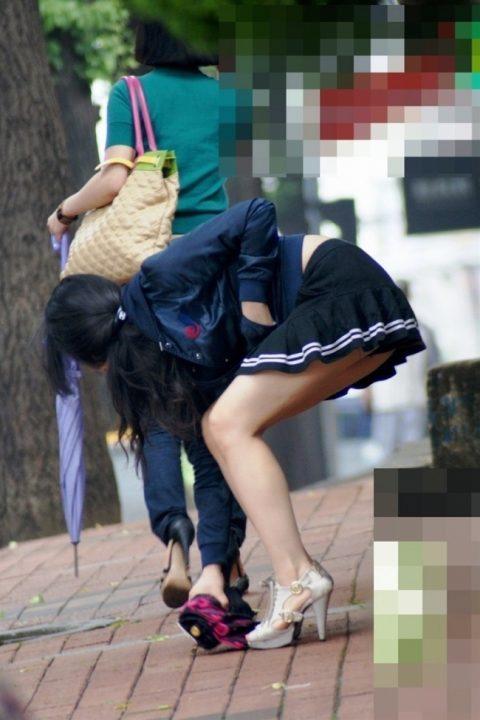 【韓国エロ】隣国に行ったワイ、街中で撮りまくった結果wwwwww(100枚)・72枚目