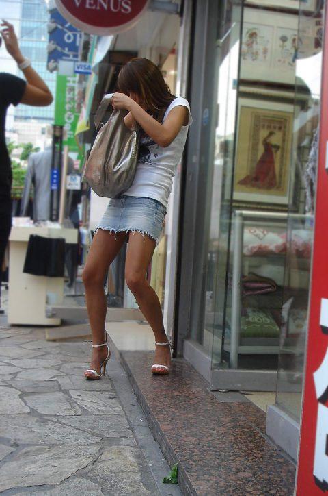 【韓国エロ】隣国に行ったワイ、街中で撮りまくった結果wwwwww(100枚)・82枚目