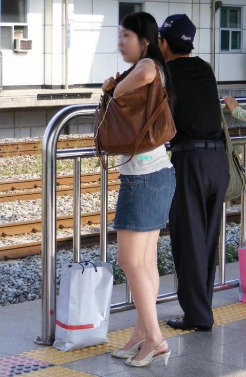 【韓国エロ】隣国に行ったワイ、街中で撮りまくった結果wwwwww(100枚)・85枚目
