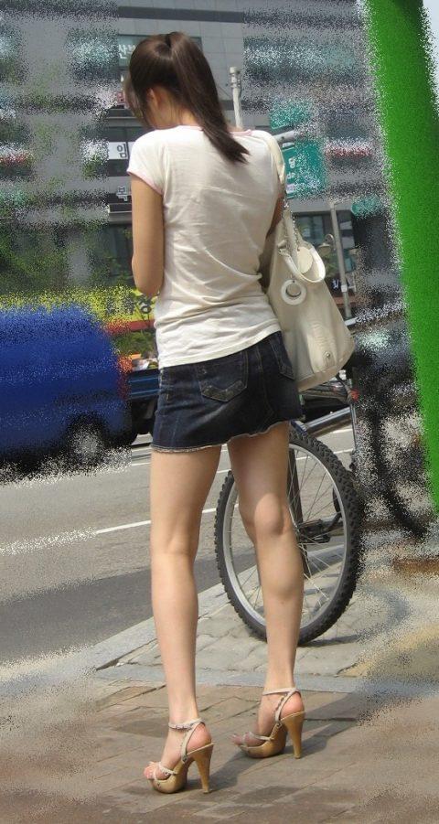 【韓国エロ】隣国に行ったワイ、街中で撮りまくった結果wwwwww(100枚)・96枚目