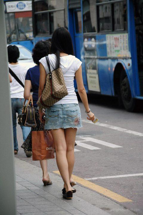 【韓国エロ】隣国に行ったワイ、街中で撮りまくった結果wwwwww(100枚)・100枚目