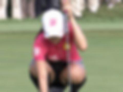 女子ゴルフの「パンチラ」そのまま放送されたらたまらんなぁwwwww(55枚)・1枚目
