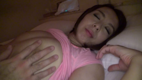 人妻が寝ている隙きに夜這いするシチュエーションっていいよな?(31枚)・16枚目