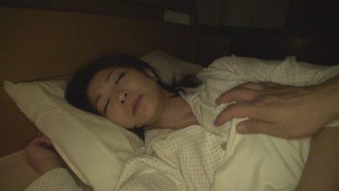 人妻が寝ている隙きに夜這いするシチュエーションっていいよな?(31枚)・22枚目