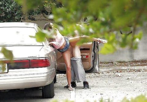 【売春婦】海外で20ユーロでヤレる女たち。ただ路上ですよwwwww・8枚目