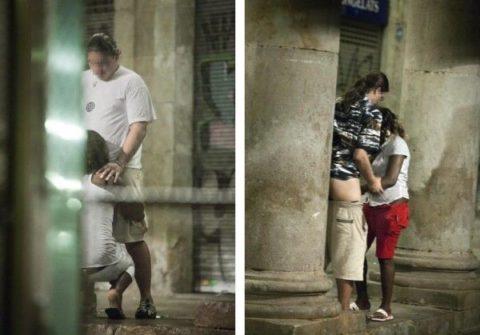 【売春婦】海外で20ユーロでヤレる女たち。ただ路上ですよwwwww・10枚目